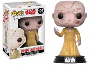 SNOKE Figurka Funko POP STAR WARS The Last Jedi