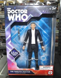DOCTOR WHO Figurka 13 cm 12th DOCTOR