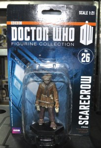 SCARECROW Figurka 10 cm DOCTOR WHO