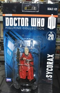 SYCORAX Figurka 10 cm DOCTOR WHO