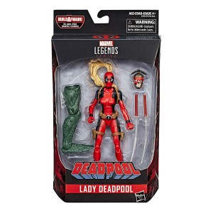 LADY DEADPOOL Figurka 15 cm z serii Marvel Legends