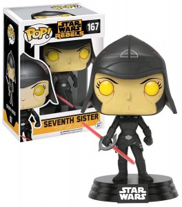 SEVENTH SISTER Figurka Funko POP STAR WARS REBELS