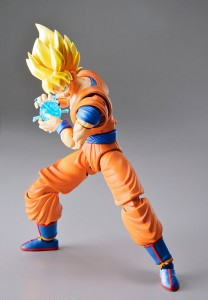 SUPER SAIYAN SON GOKOU Figurka DRAGON BALL BANDAI
