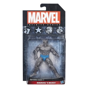 GREY BEAST figurka 10 cm z serii Marvel Legends