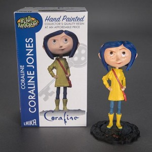 CORALINE Figurka 18 cm NECA Head Knocker