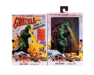 GODZILLA King of the Monsters 1956 figurka 15 cm NECA