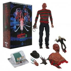 FREDDY KRUEGER 3 Dream Warriors figurka 18 cm NECA