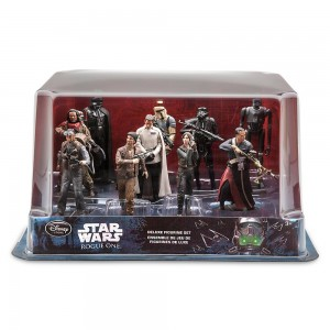 Zestaw 10 figurek Disney STAR WARS Rogue One