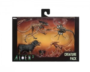 ALIEN 3 CREATURE ACCESSORY PACK NECA