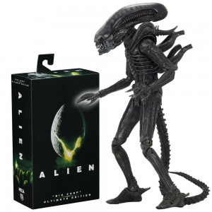 ALIEN 1979 Figurka 23 cm Ultimate 40 rocznica Big Chap