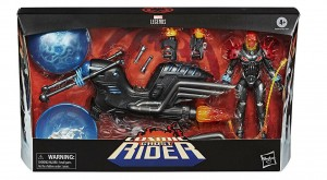 GHOST RIDER z motocyklem figurka 15 cm MARVEL LEGENDS