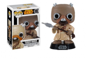 TUSKEN RAIDER Figurka Funko POP STAR WARS