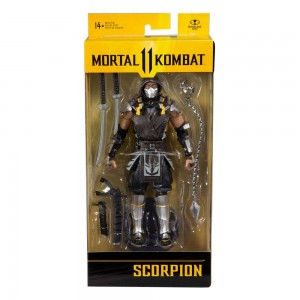 SCORPION (The Shadow Skin) Figurka 18 cm Mortal Kombat 11 McFarlane