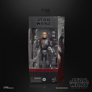 Bad Batch Clone Crosshair Figurka 15 cm Star Wars The Black Series