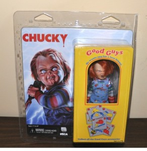 LALECZKA CHUCKY Figurka 14 cm CHILDS PLAY
