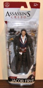 JACOB FRYE Figurka 15 cm Assassins Creed