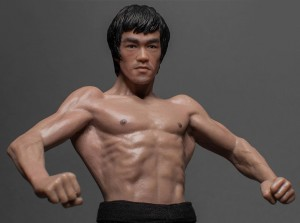 BRUCE LEE Wejście Smoka Figurka 20 cm SDCC 2016 Exclusive