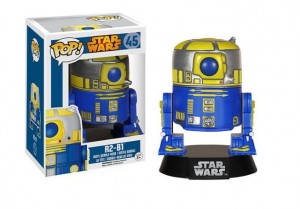 R2-B1 EXCLUSIVE Figurka Funko POP STAR WARS