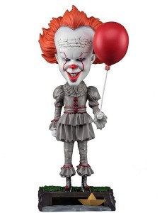 PENNYWISE HEAD KNOCKER BOBBLE HEAD Figurka 20 cm NECA