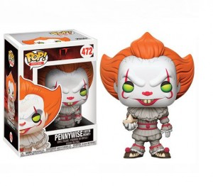 PENNYWISE Figurka Funko POP HORROR IT  TO