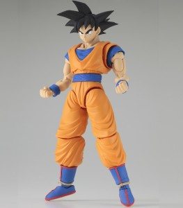 SON GOKOU Figurka DRAGON BALL Model Kit BANDAI