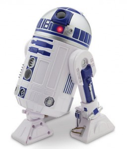 R2 D2 robot z filmu STAR WARS The Las Jedi interaktywny